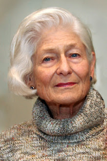 headshot of author and Holocaust activist Irene Butter