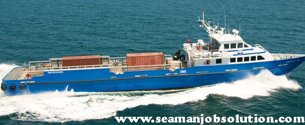 Oiler ship crew vacancy