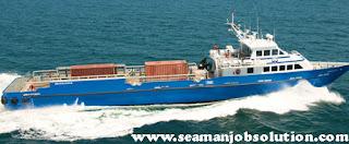 Crew boat vacancy rank ab oiler