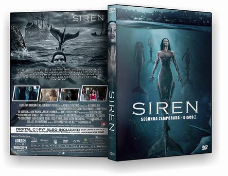 SÉRIE - Siren 2ª temporada (2019) DVD-R AUTORADO