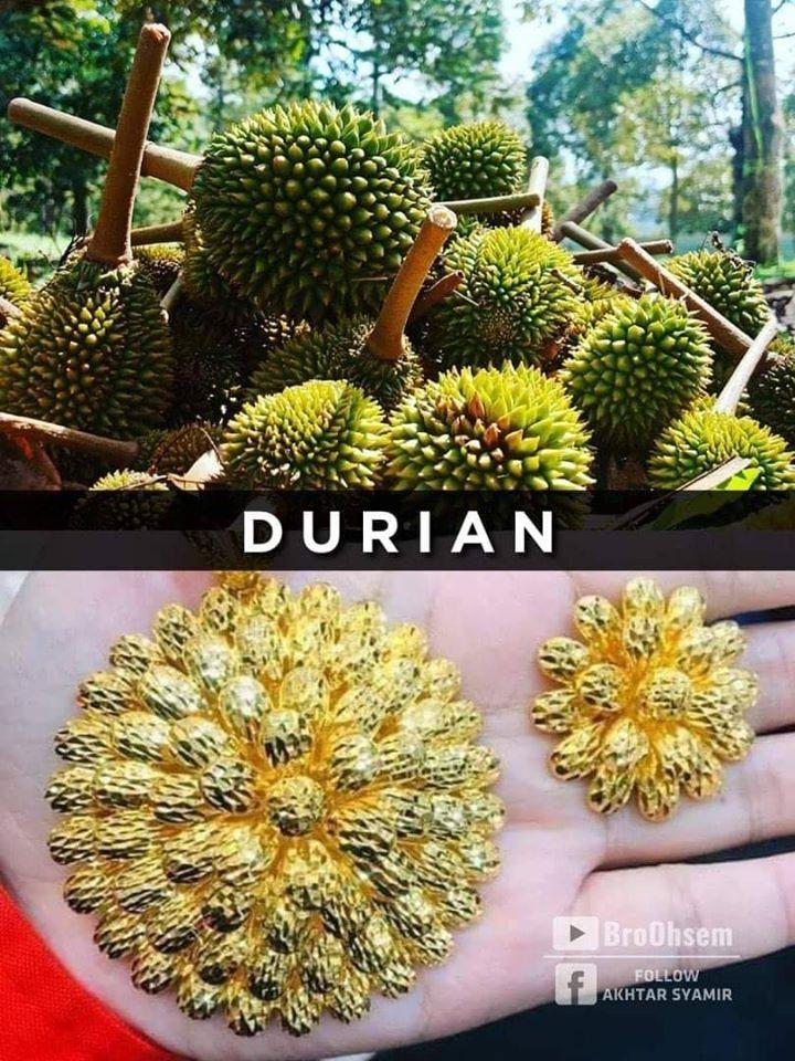 Emas Durian