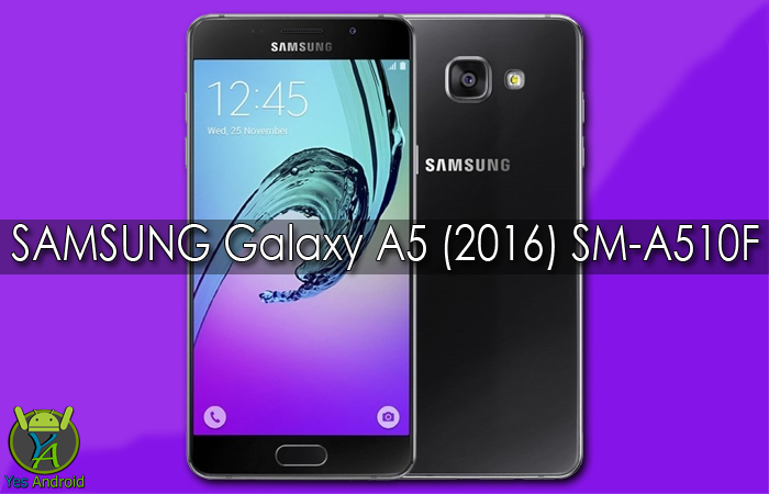 Download A510FXXS3BQAC | Galaxy A5 (2016) SM-A510F