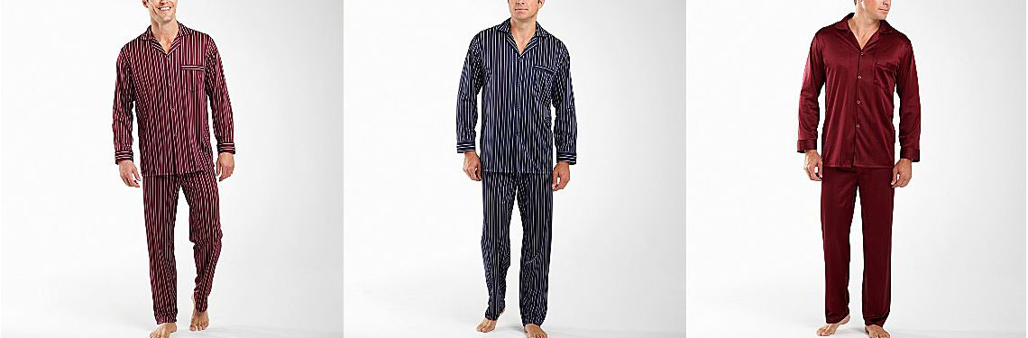 Men Nylon Pajamas 86