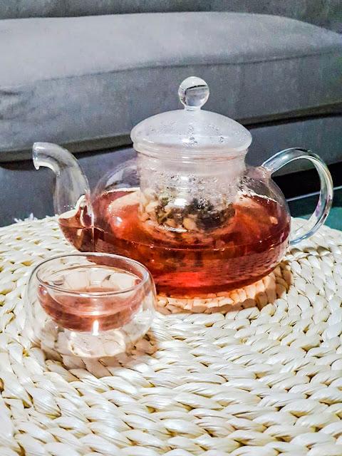 Recipe: Lavender Berry Jasmine Tea