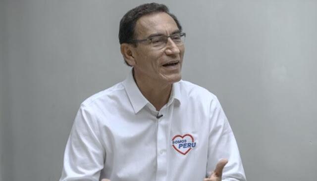 Martín Vizcarra - Somos Perú