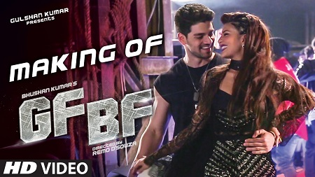 GF BF SONG Making Video 2016 Sooraj Pancholi and Jacqueline Fernandez ft. Gurinder Seagal
