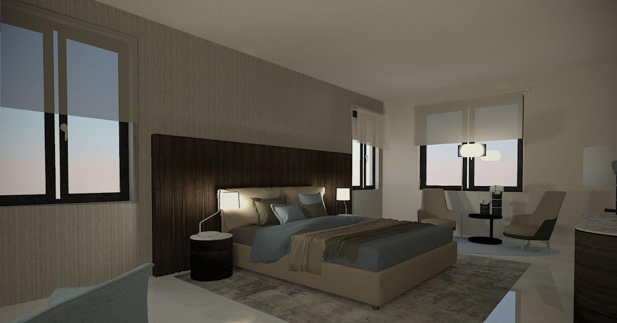 Interior Design Camera Da Letto.Angela Archina Progettazione Interior Design