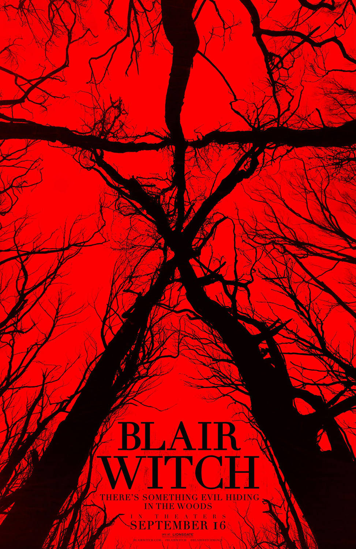 Canzoni Blair Witch - Canzone Colonna sonora, trailer, finale, titoli di coda