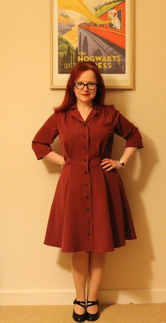 4a554910f87 Ozzy Blackbeard: Sew Over It Vintage Shirt Dress