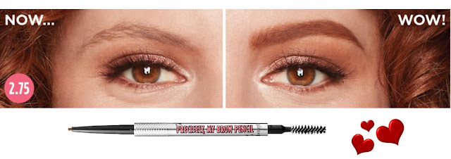 This week I m obsessed with... Benefit Precisely, My Brow Pencil!