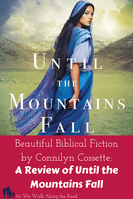 Review of Until the Mountains Fall by Connilyn Cossette
