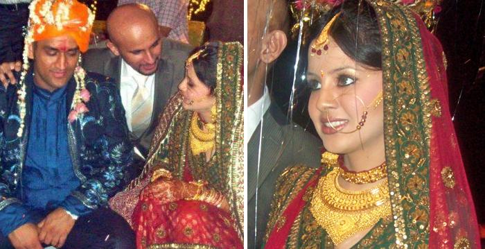 Sakshi dhoni wedding pics 2021