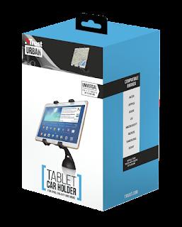 """trust 21815 supporto a ventosa tablet 7-11"""" per auto"""