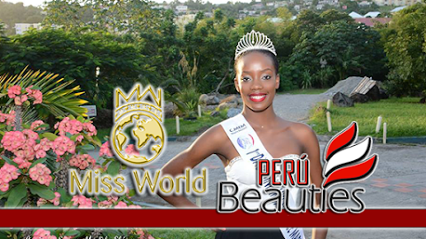 Miss World Martinique 2017 / 2018