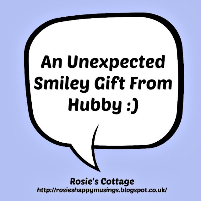 An Unexpected Smile...