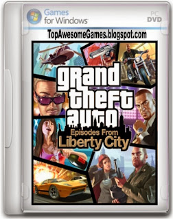 GTA Vice City Liberty City Game