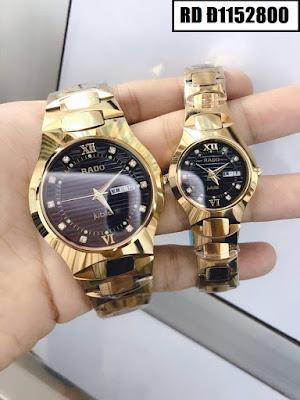 Đồng hồ cặp đôi RD Đ1152800