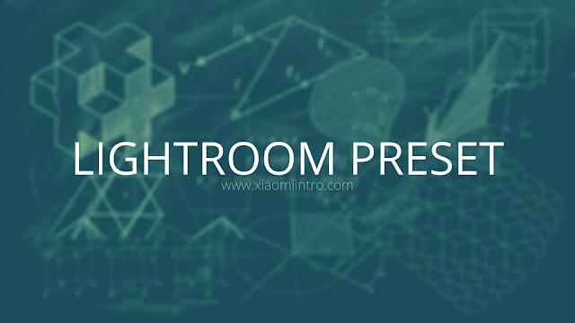 Mengenal Arti Preset Lightroom