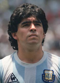 Diego Maradona ke Medan 19 Juni 2013