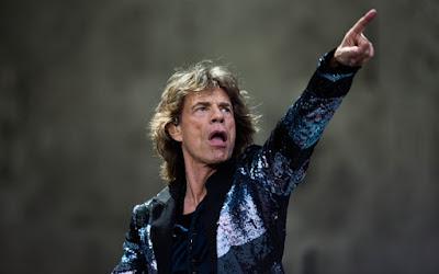 Foto Terbaru Mick Jager dan The Rolling Stones