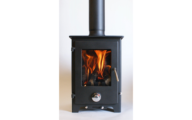 Win a stove with cast fireplaces