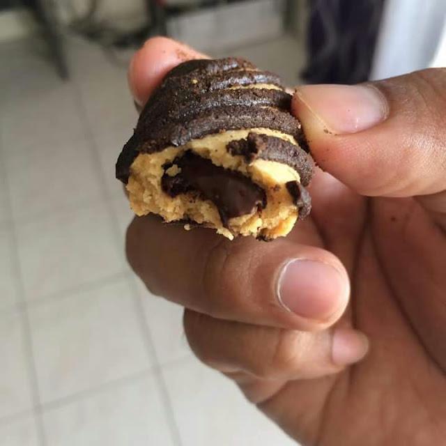 Larva Cookies AdamLee