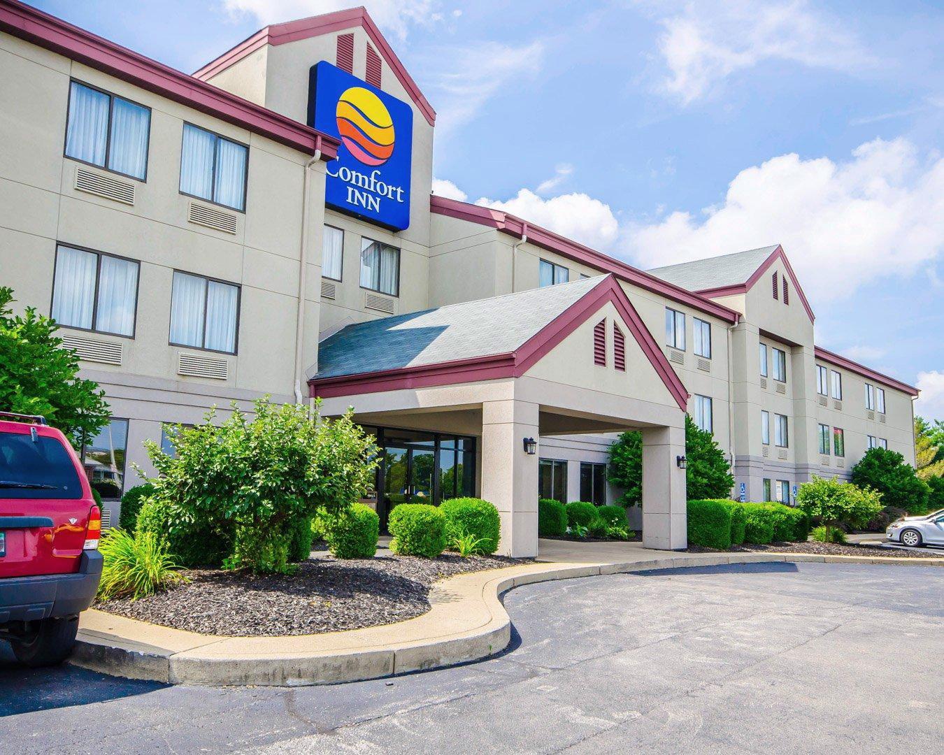 Hotels Evansville Indiana Hotel Near Reitz