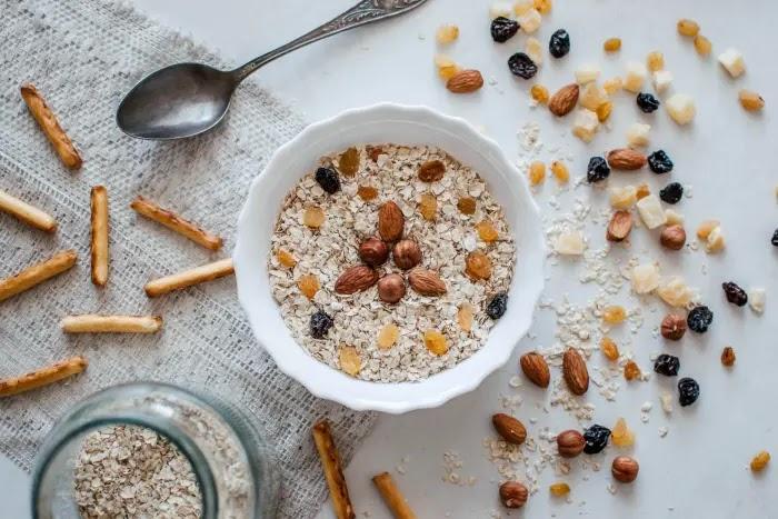 Oatmeal jadi makanan sumber energi untuk mendukung aktivitas harian