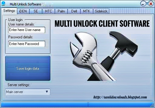 Multi Unlock Client Software Latest Version Full Setup Free Download