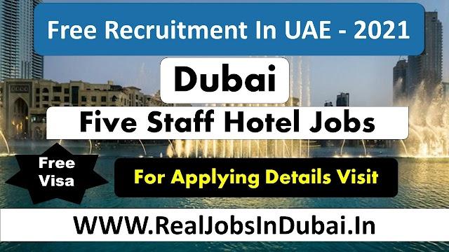 Al Khoory Hotel Jobs In Dubai UAE 2021