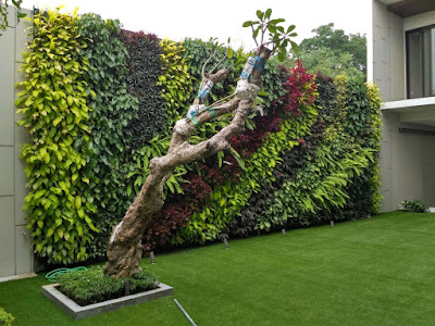 vertical garden terbaik kota malang