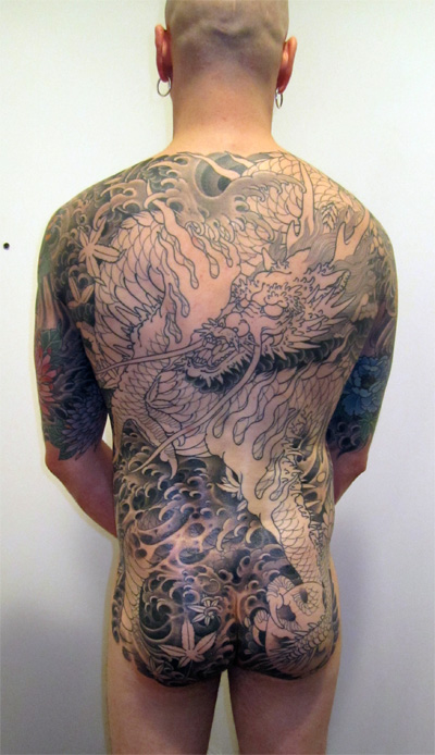 Background Tattoo Designs Shading