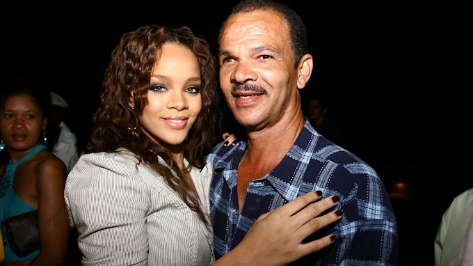 Rihanna Drops Lawsuit Against Her Dad For Allegedly Using Her Name To Make Money