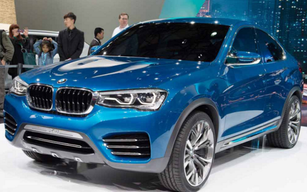 2017 Bmw X5 Facelift Ford References