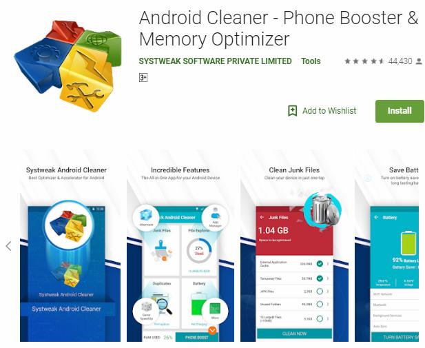 Aplikasi Pembersih Terbaik Untuk Ponsel Android Pada Tahun