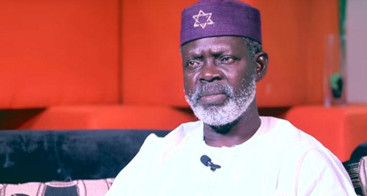 Nigeriano cita Bíblia e assegura que trouxe redenção ao mundo – Reprodução