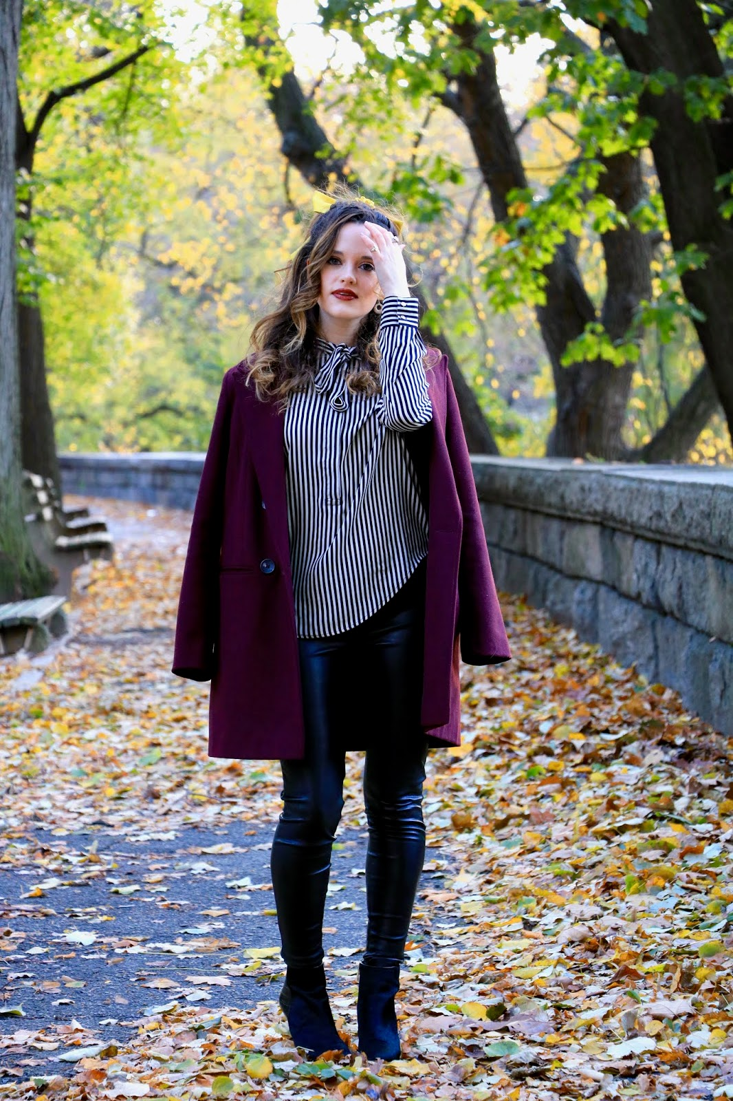 Nyc fashion blogger Kathleen Harper's Thanksgiving outfit ideas