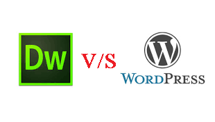 The Conclusion for Adobe Dreamweaver vs Wordpress. Whom to be use