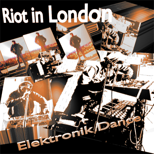 "Click  on image to view Riot in London ""Elektronik Dance"" on Youtube"