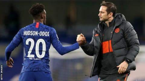 Lampard Convinced Hudson-Odoi to Stay at Chelsea