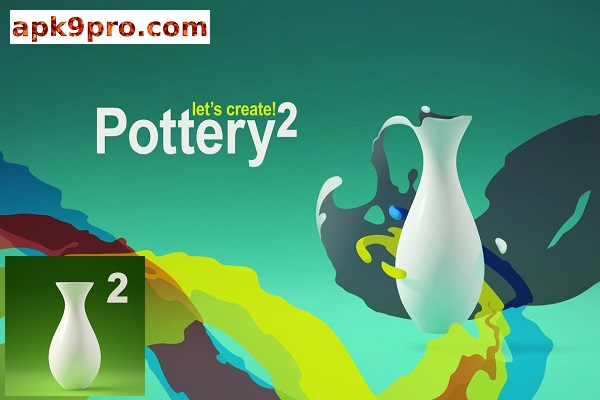 Let's Create! Pottery 2 v1.38 Apk + Mod (File size 82 MB) for android