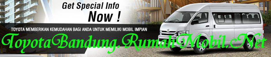 Toyota Hi Ace Bandung