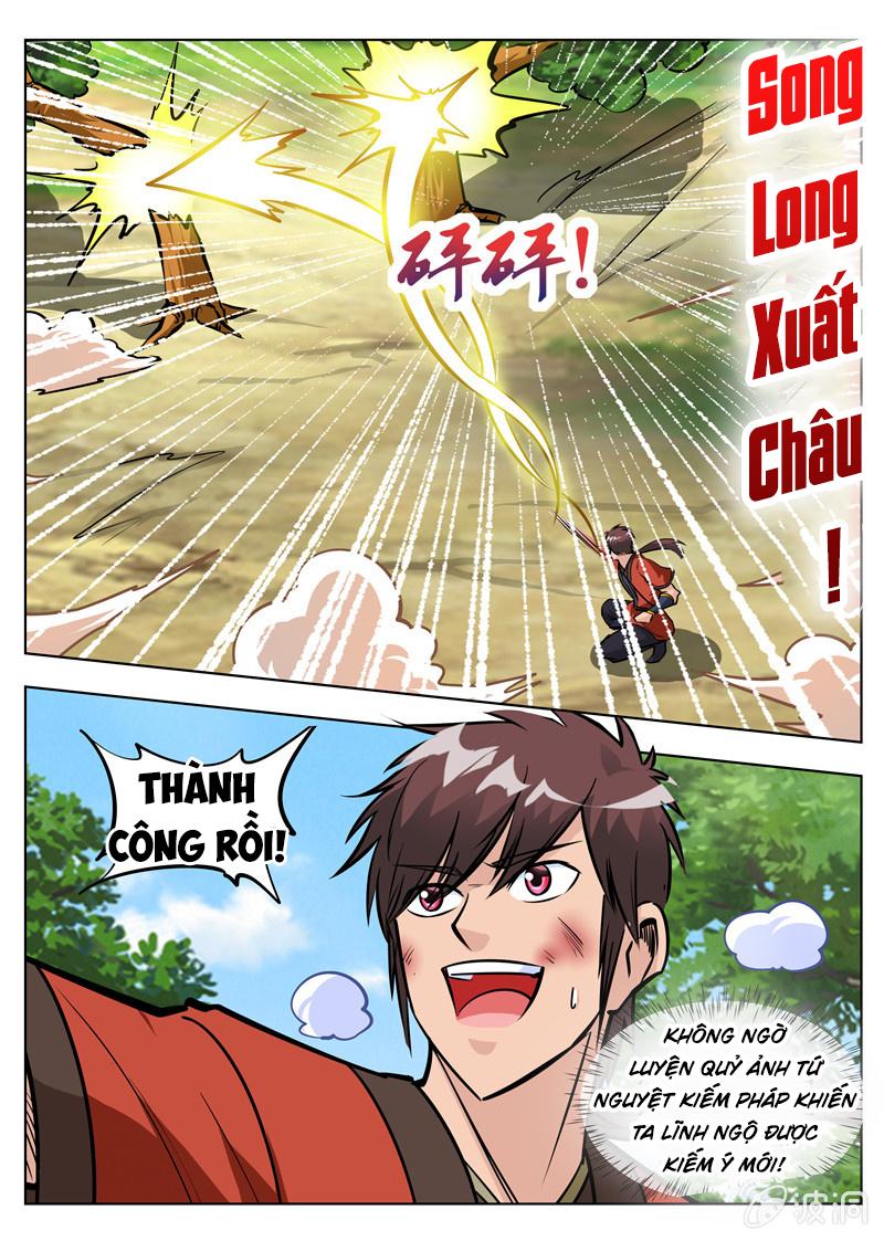 Đại Kiếm Thần Chapter 167 video - truyenmh.com
