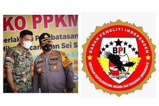 "Satgas BPI Sumut Dukung Lembaga Hukum ""Gigit Keras"" Pejabat Yang Berniat Korupsi"