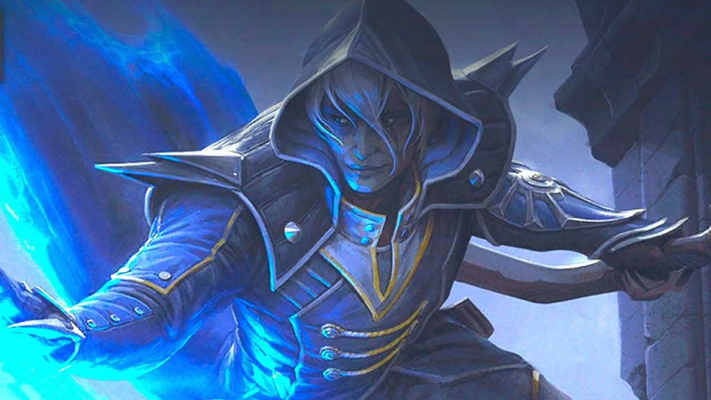 """He here is the """"Dimir Assassin"""". This causes displeasure among players."""