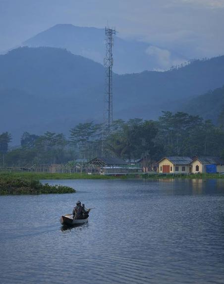 Wisata Rawa Pening Semarang