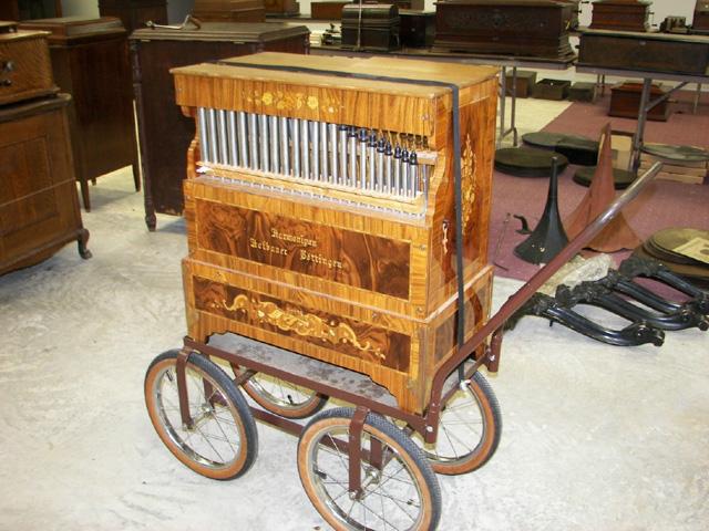Itens mágicos loucos: a máquina de quinquilharias instantânea!