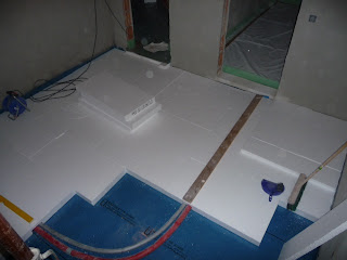 hausbau mit murr holzhaus neuburg fu bodenheizung und d mmung. Black Bedroom Furniture Sets. Home Design Ideas