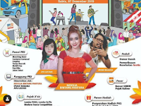 Perhelatan BRI Pontianak Pesta Rakyat Simpedes Akhir Tahun 2019