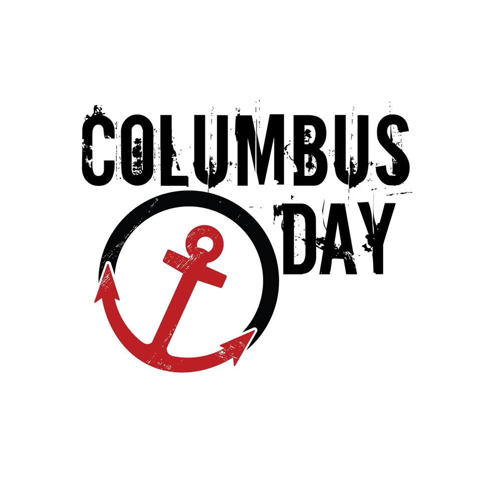 Columbus Day Wishes Images download